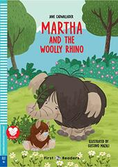 Martha and the woolly rhino