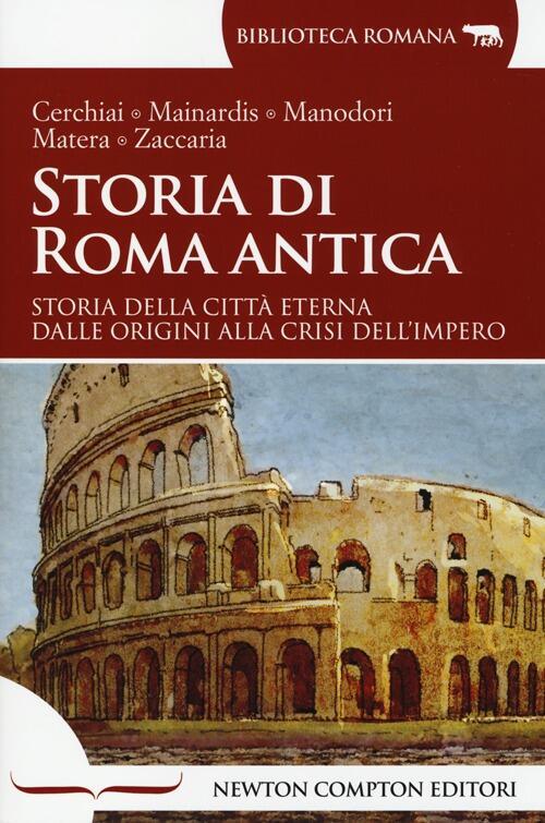 roma antica libro