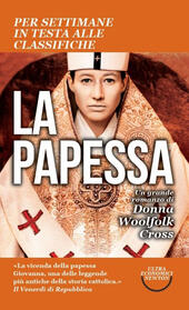 La papessa  - Donna Woolfolk Cross Libro - Libraccio.it