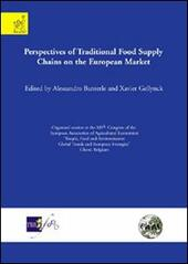 Perspectives of traditional food supply chains on the european market