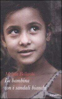 Bambina Libraccio Bianchi Sandali Malika Libro I Bellaribi it La Con PZlkuiXTwO