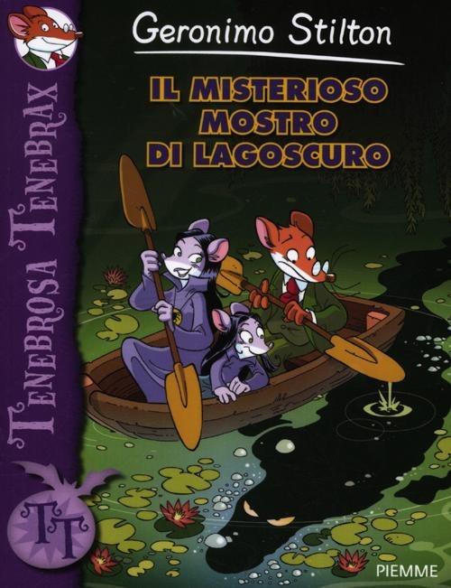 Image of (NUOVO o USATO) Il misterioso mostro di Lagoscuro