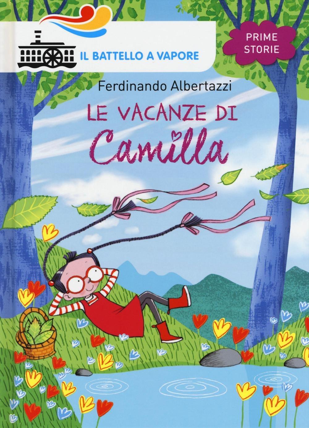 Image of (NUOVO o USATO) Le vacanze di Camilla