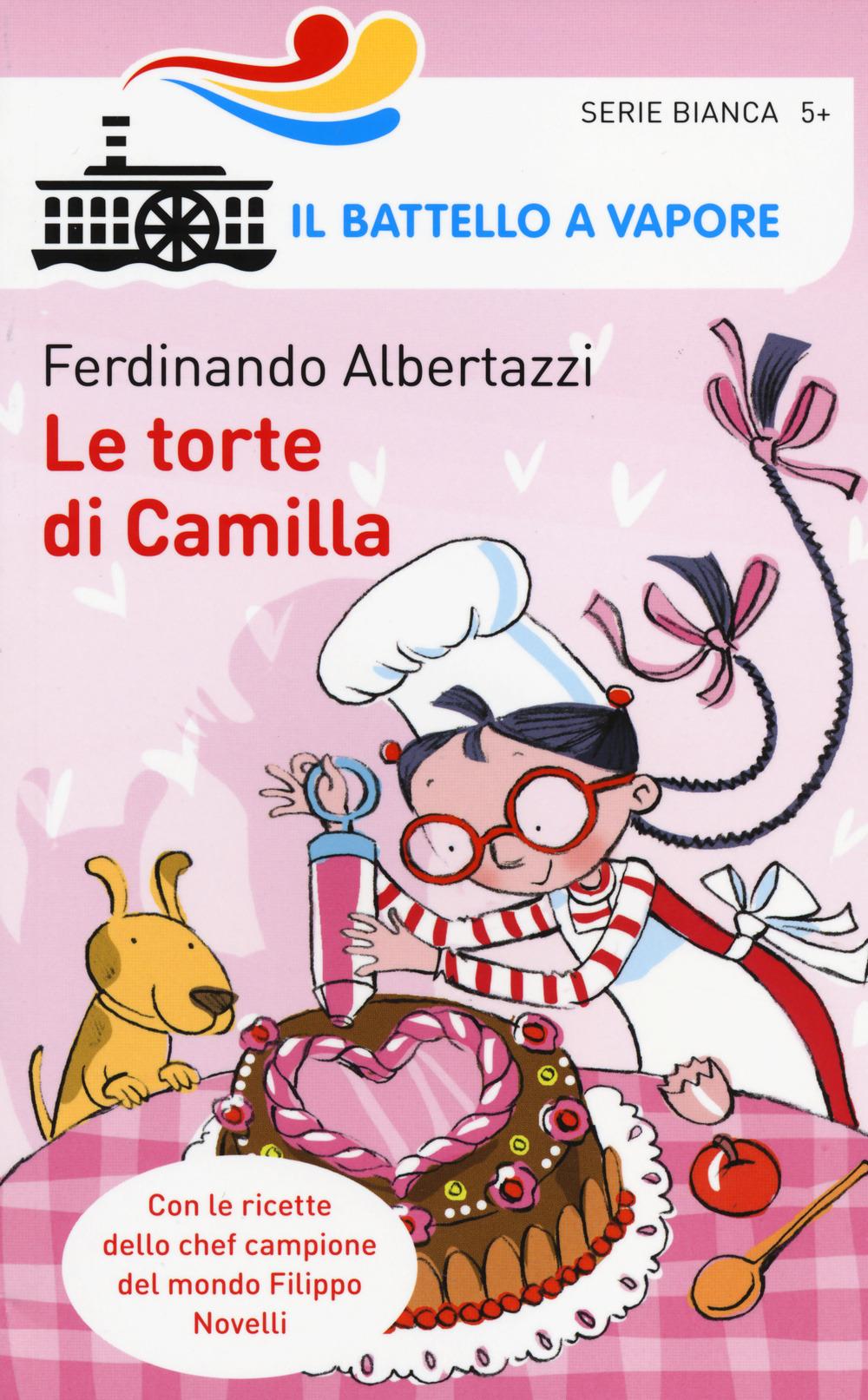 Image of (NUOVO o USATO) Le torte di Camilla