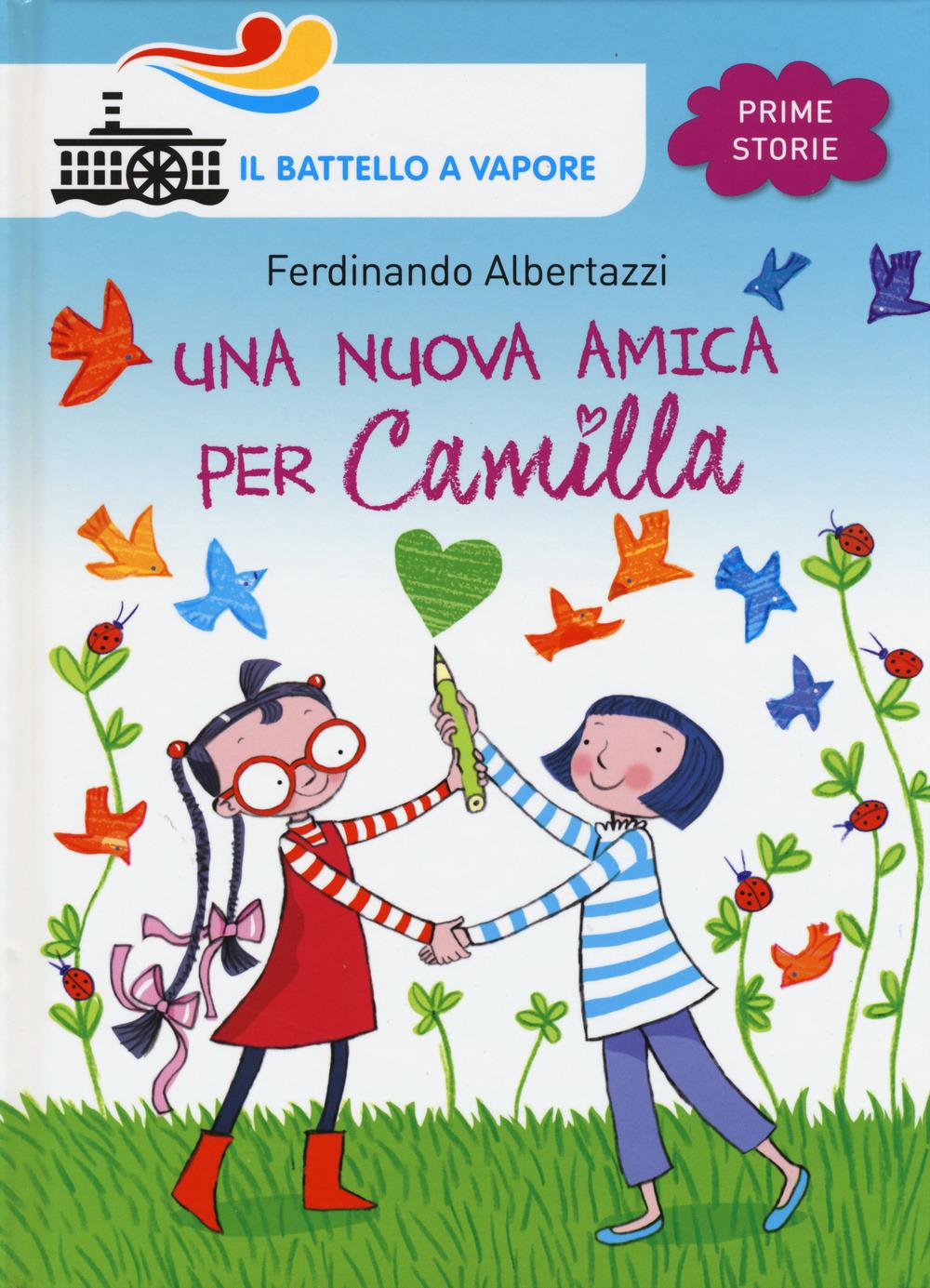 Image of (NUOVO o USATO) Una nuova amica per Camilla