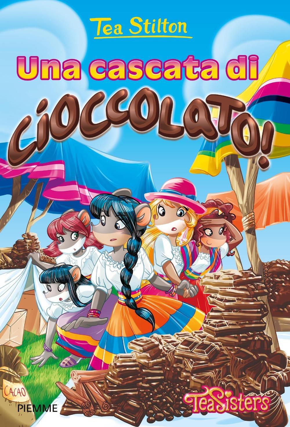Image of Una cascata di cioccolato!