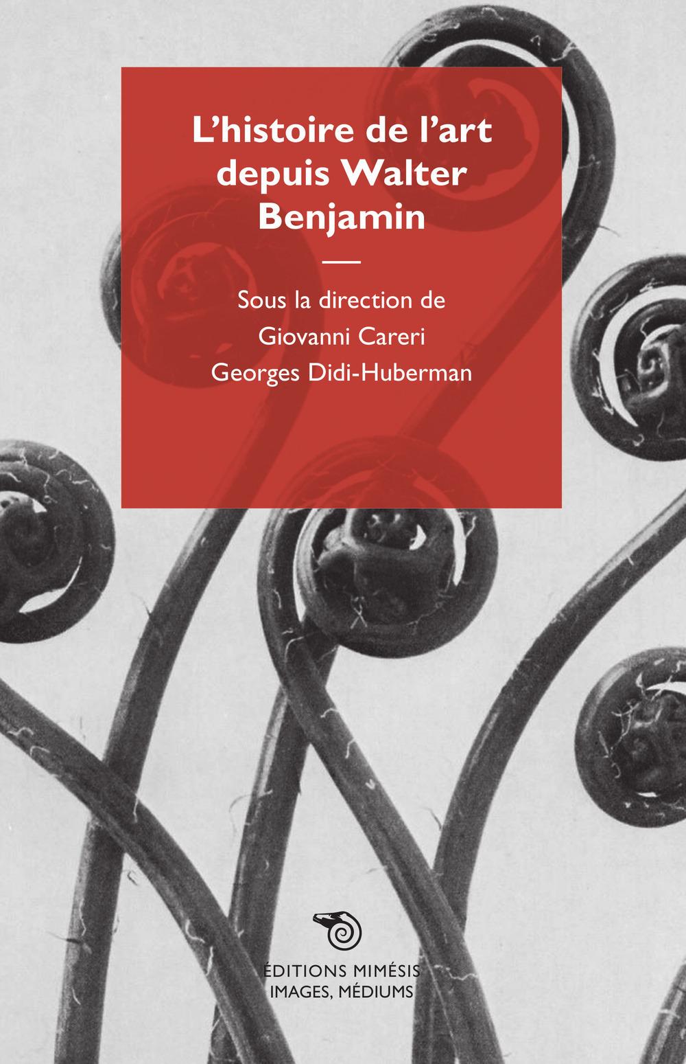 Image of L' histoire de l'art depuis Walter Benjamin