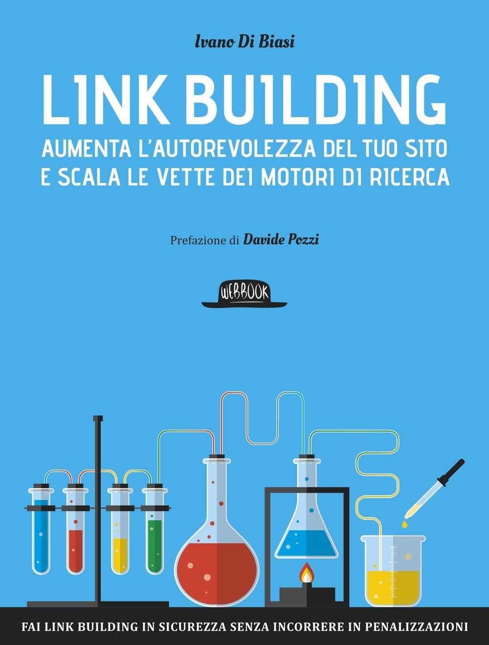 Image of Link building. Aumenta l'autorevolezza del tuo sito e scala le vet..