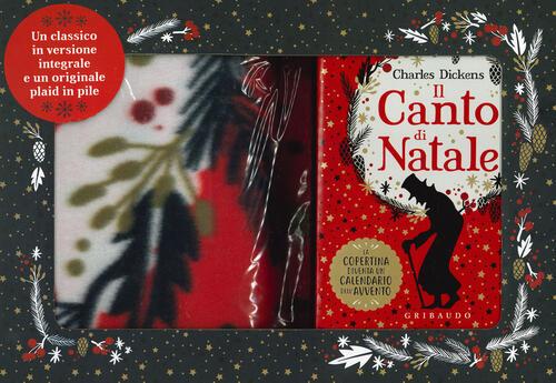 Immagini Di Copertina Di Natale.Il Canto Di Natale Con Gadget Charles Dickens Libro Libraccio It