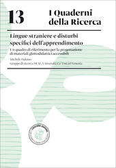 Lingue straniere e disturbi specifici dell'apprendimento