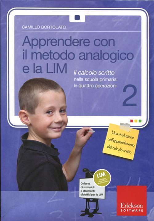 Apprendere Con Il Metodo Analogico E La Lim Il Calcolo Scritto