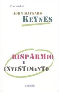 Risparmio e investimento
