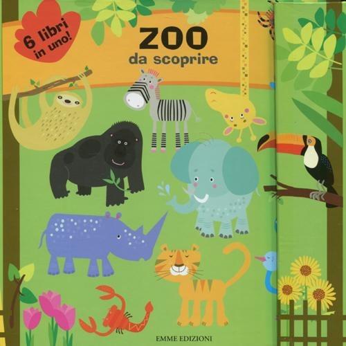 (NUOVO o USATO) Zoo da scoprire. Ediz. illustrata