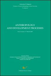 Anthropology and development processes