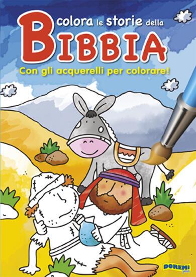 Colora le storie della bibbia storie da colorare libro - Foglio da colorare della bibbia ...