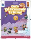 Our discovery island. Con e-book. Con espansione online. Vol. 5