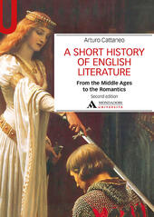 A Short history of English literature. Vol. 1: From the Middle Ages to the Romantics.