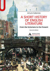 A Short history of English literature. Vol. 2: From the Victorians to the Present.