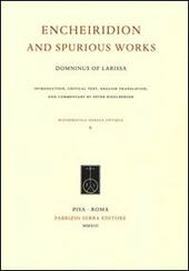 Encheiridion and spurious works