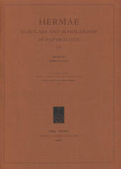 Hermae. Scholars and scholarship in papyrology 4. Ediz. italiana, inglese e francese