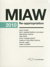 Miaw. Re-appriopriation 2010