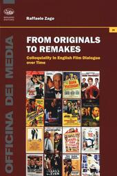 From originals to remakes. Colloquiality in english film dialogue over time