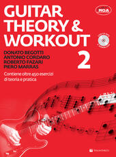 Guitar theory & workout. Con CD Audio. Vol. 2