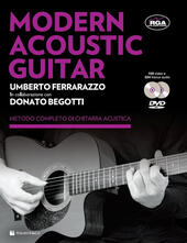 Modern acoustic guitar. Con 2 DVD