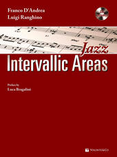 Jazz. Intervallic Areas. Con CD-Audio