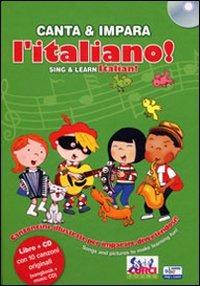 Image of Canta e impara l'italiano! Con CD Audio