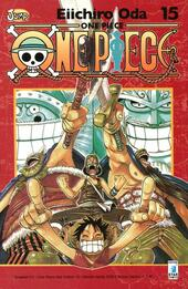 One piece. New edition. Vol. 15