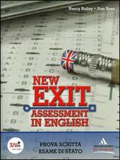 New exit. Assessment in english. Con espansione online