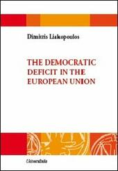 The democratic deficit in the European Union