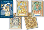 Oracolo astrologico. Con carte. Ediz. multilingue
