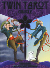 Twin tarot oracle. Con 44 carte