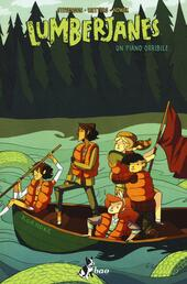 Un piano terribile. Lumberjanes. Vol. 3