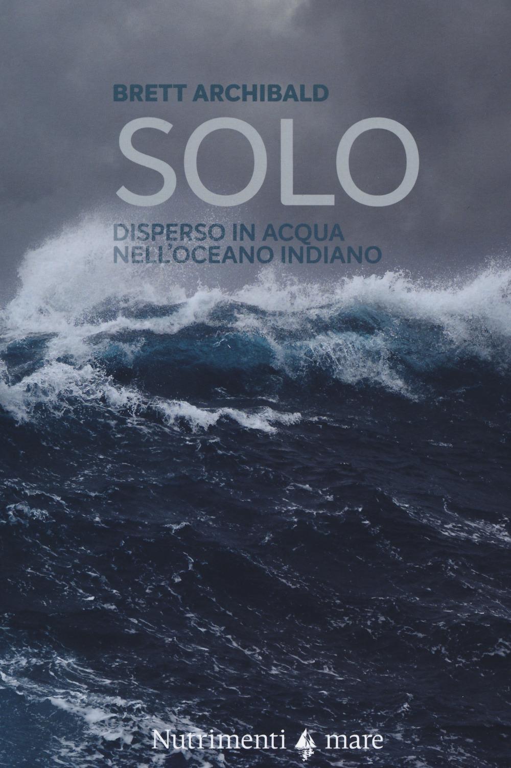Image of (NUOVO o USATO) Solo. Disperso in acqua nell'oceano indiano