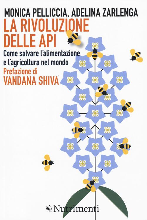 la rivoluzione delle api. come salvare l'alimentazione e l