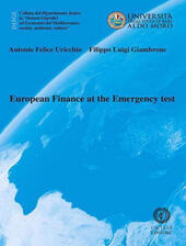 European finance at the emergency test