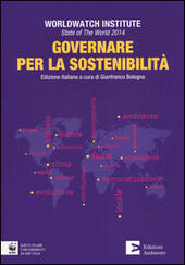 State of the world 2014. Governare per la sostenibilità