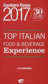 Top italian food & beverage experience 2017
