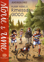 Rimessa in gioco. Rugby Rebels
