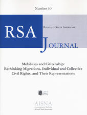 RSA journal. Rivista di studi americani (2019). Vol. 30