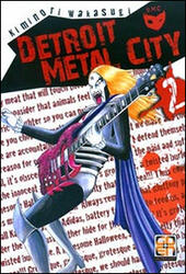 Detroit metal city. Vol. 2