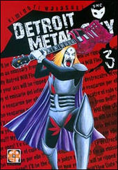 Detroit metal city. Vol. 3