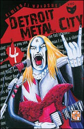 Detroit metal city. Vol. 4