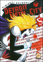 Detroit metal city. Vol. 5