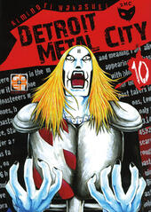 Detroit metal city. Vol. 10