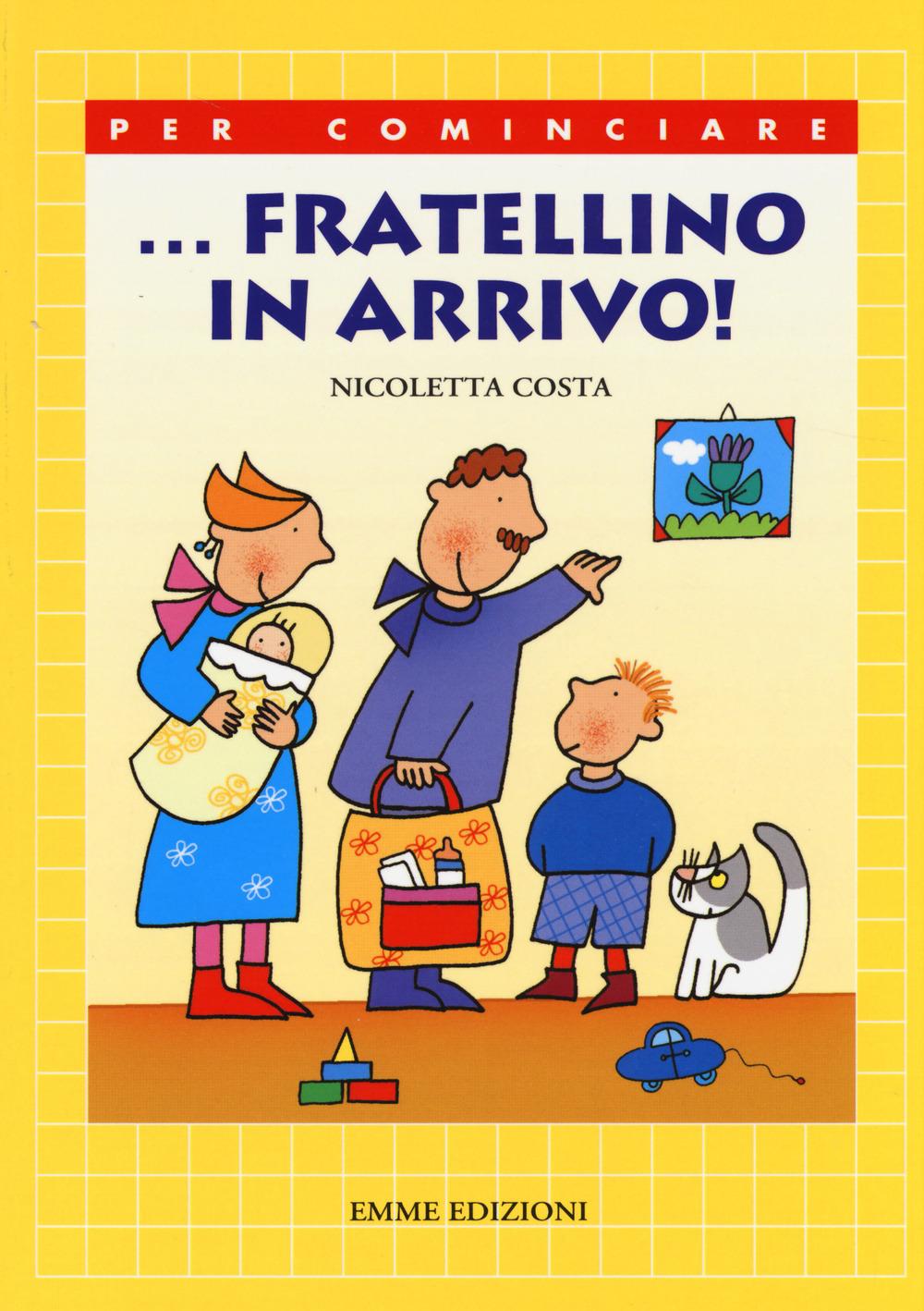 Image of ... Fratellino in arrivo!