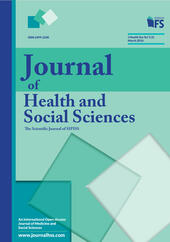 Journal of health and social sciences (2016). Vol. 1: March.